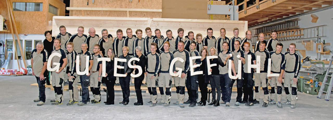 Team Dubach Holzbau AG
