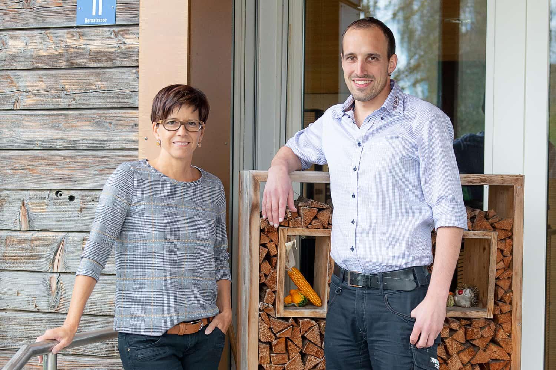 Im Interview: Judith Dubach und Thomas Wechsler